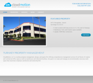 Cloud Motion LLC