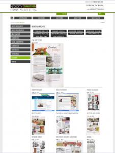 Gautier Web Site in India