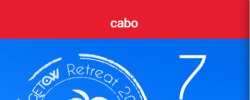 cabo retreat mobile app